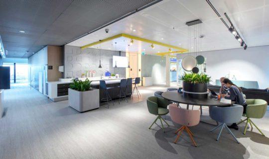 bGrid-Microsoft-Hoofdkantoor-Schiphol