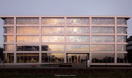 Danone's New Global HQ